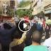 """بالفيديو- هتافات المعارضين بشارع فيصل """"هنموت من الجوع...ده رئيس جربوع"""""""