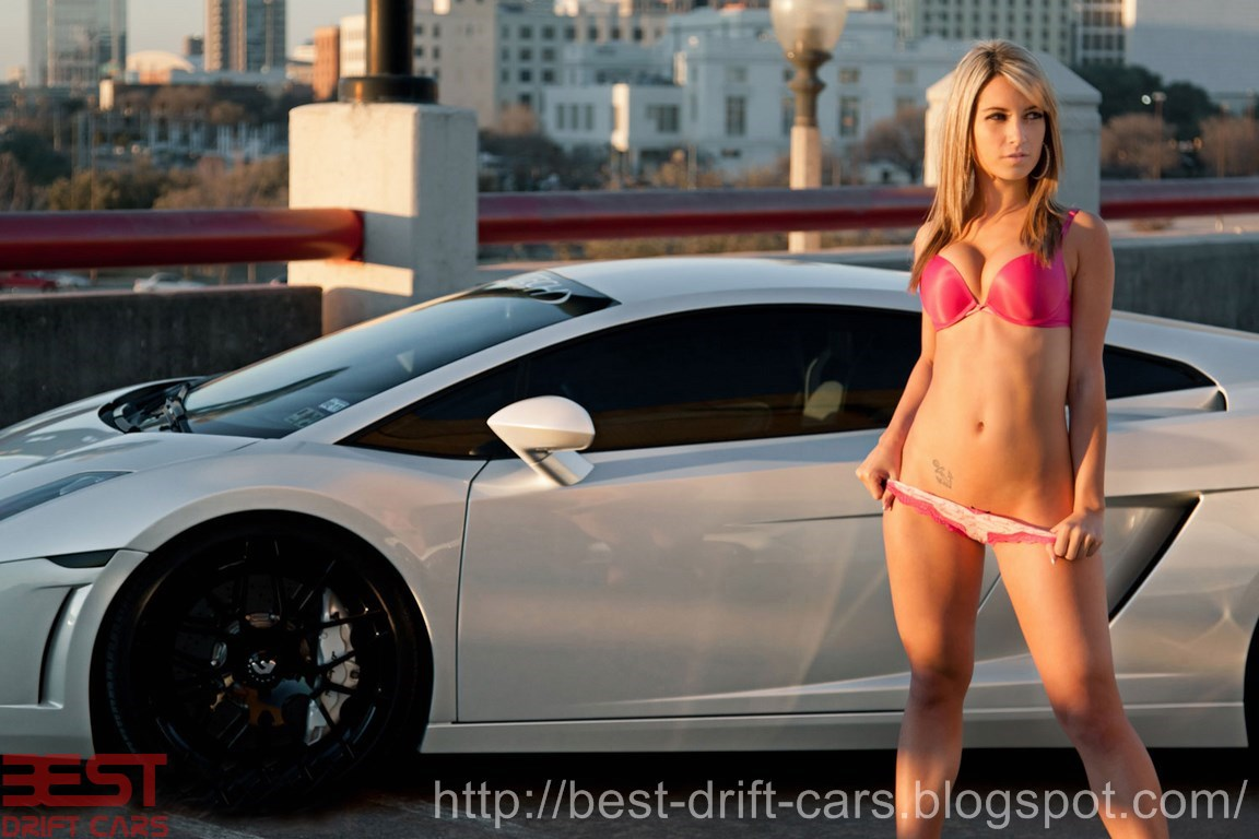 Photograph Girls And Lamborghini Complication Best Drift Cars