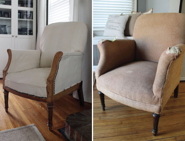Hammers And High Heels: My Not-So-Fun Chair Redo Is Complete