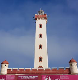 Phare Monumental La Serena (Chili)
