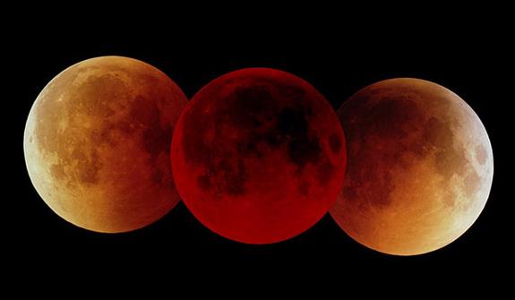 Mengapa Warna Bulan Berubah Menjadi Merah Darah Saat Gerhana?