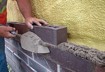 Cara Memasang Hebel Dengan Mortar