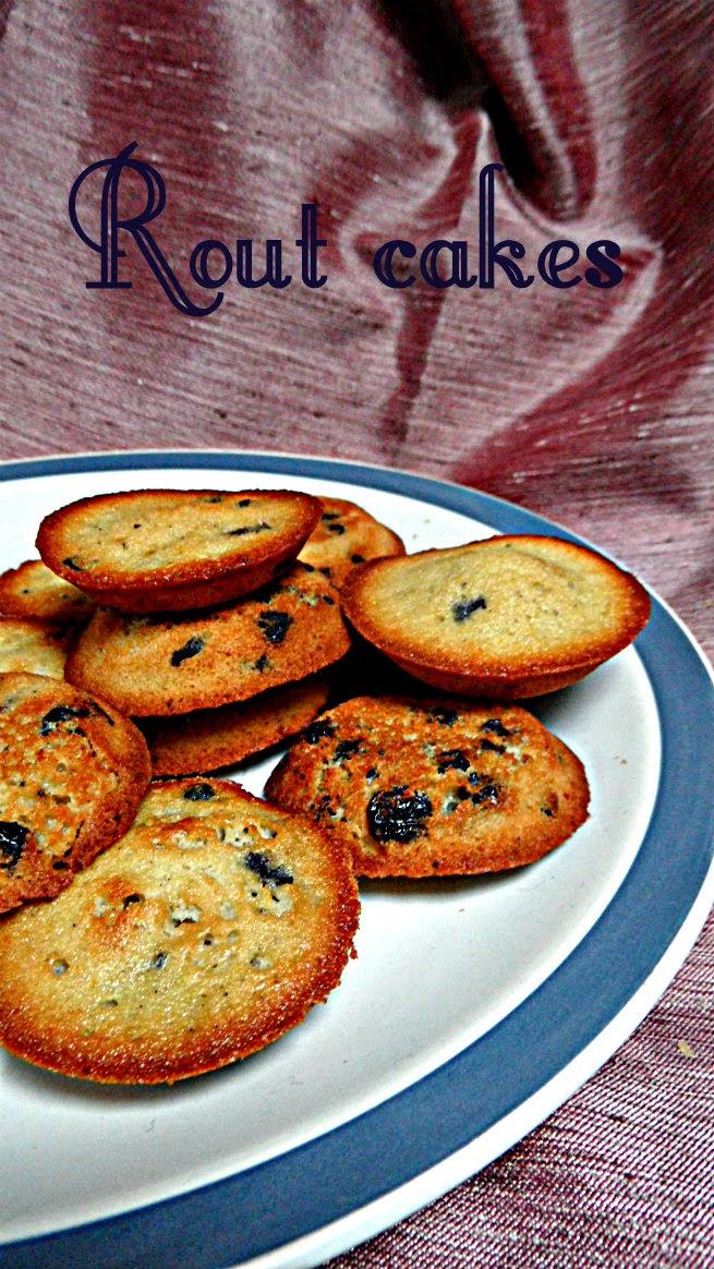 Rout Cake Recipe