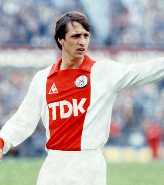 Resultado de imagem para Cruyff Ajax