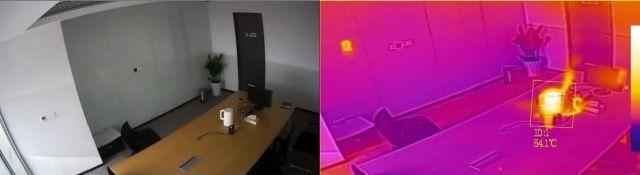 Hikvision lanza una cámara termal fija de doble espectro