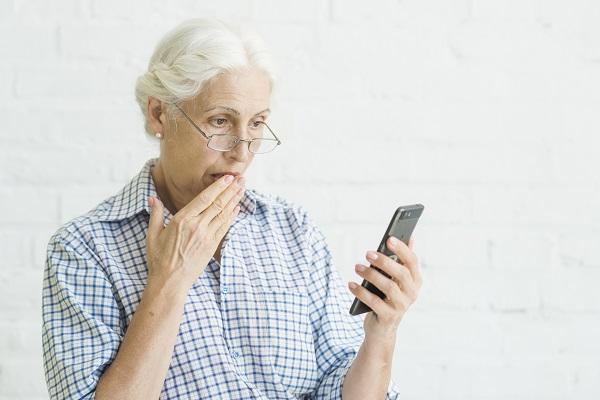 la tecnología para los adultos mayores