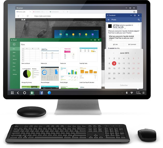 Remix Mini, Android PC, Remix, Mini, Android, PC