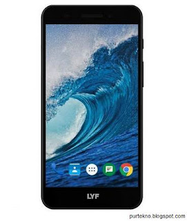HP Lyf F1 Plus