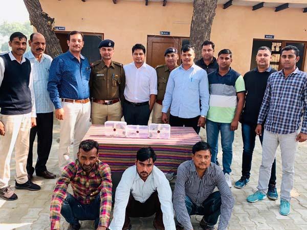क्राइम ब्रांच प्रभारी विमल कुमार ने देशभर में 7 मर्डर करने वाले मुख्य आरोपी को किया गिरफ्तार