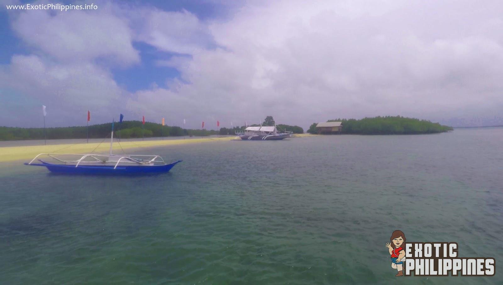 LuLi Island – The Sinking Island G Dumaguing Cebu Vlog Vlogger Exotic Philippines Blog Blogger Puerto Princesa Palawan