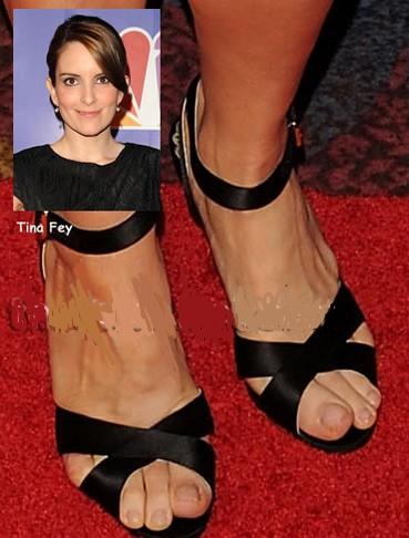 Tina Feys Feet  Education Apps