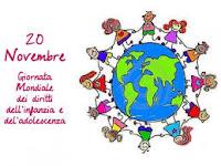 Giornata dedicata all'infanzia (20 novembre) e Settimana della Legalità per i diritti dell'infanzia