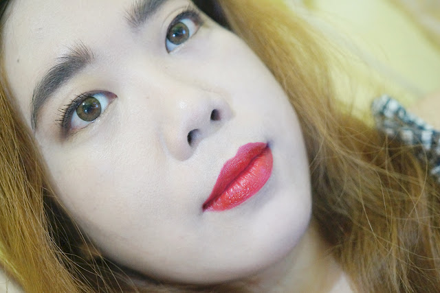 Revlon Ultra HD Matte Lip Color in 660 HD Romance