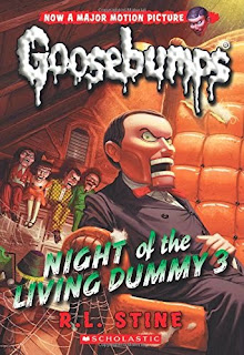 Goosebumps: Night of the Living Dummy 3