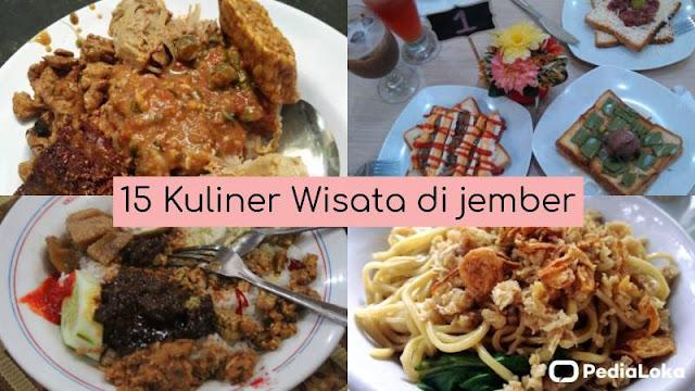 15 Wisata Kuliner Enak, Murah dan Populer di Jember