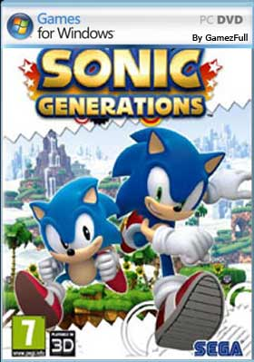 Sonic Generations + DLC PC [Full] Español [MEGA]