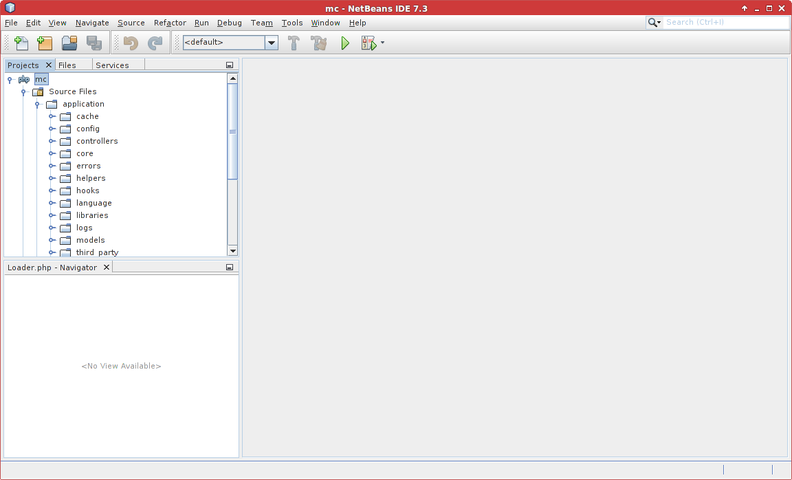 Project CI in NetBeans