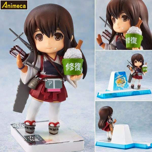 Smartphone Stand AKAGI Bishoujo Character Collection No.05 Kantai Collection PULCHRA