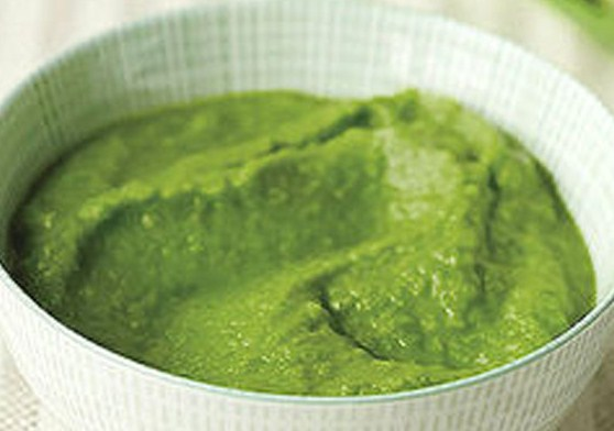 Baby Food Sweet Pea Puree