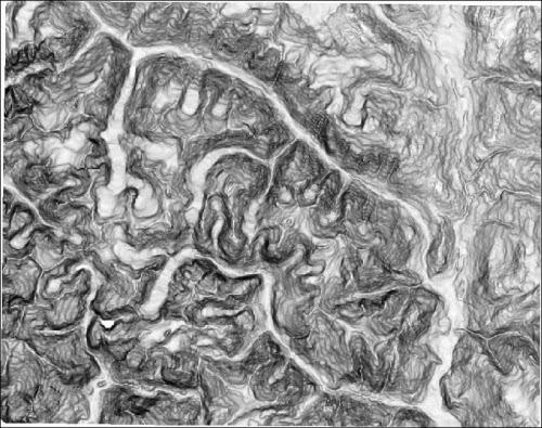 GeospatialPython com: Python and Elevation Data: Creating a