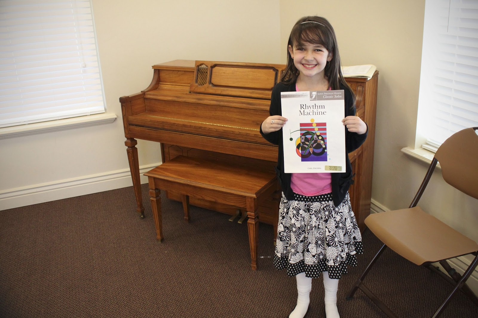 Grow Old Along With Me: Laura's Piano Recital: Spring 2013