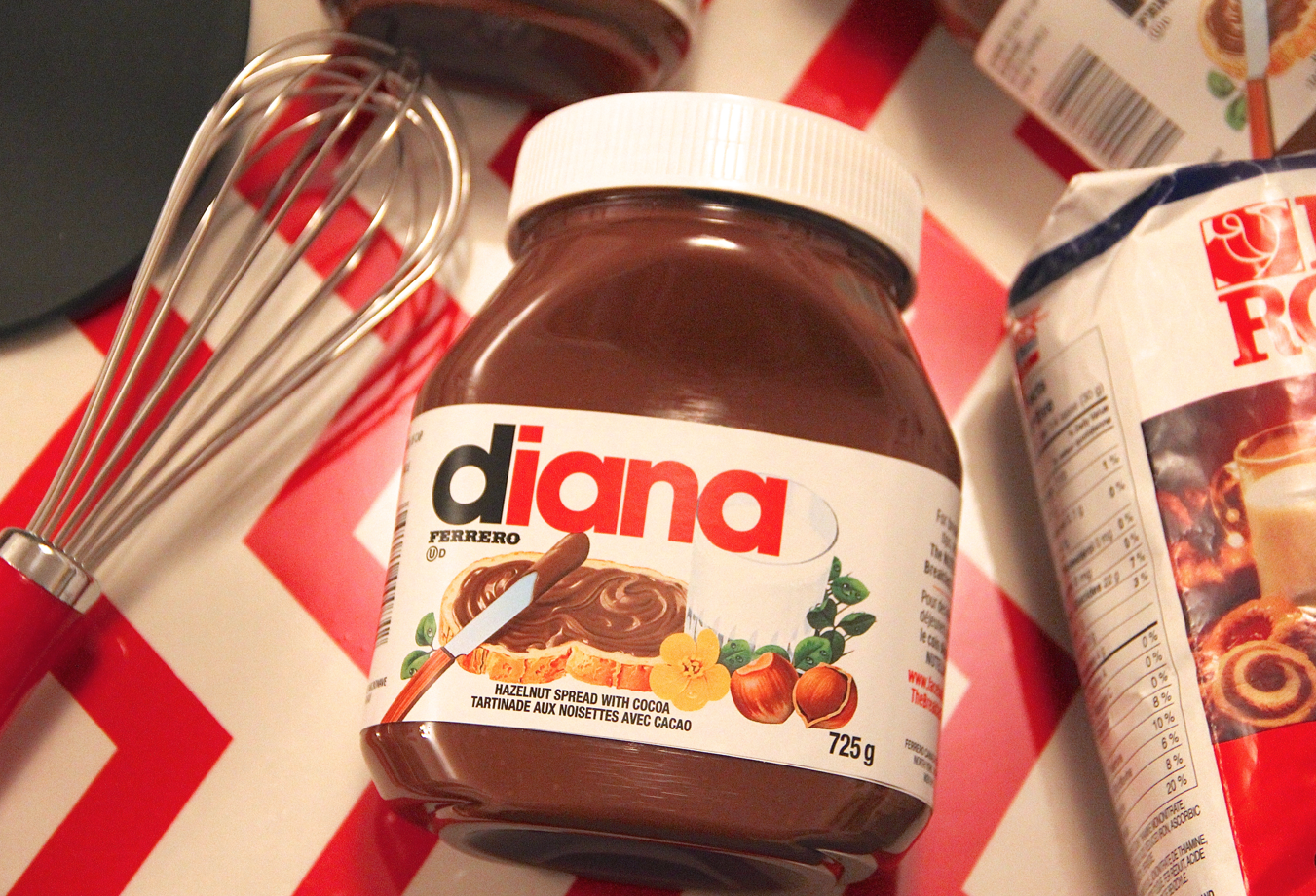 Add a Little Joy with a Personalized Nutella Jar and Gift Basket
