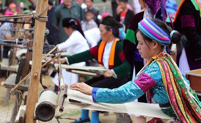Special activities in Khau Vai love market festival in Ha Giang 8