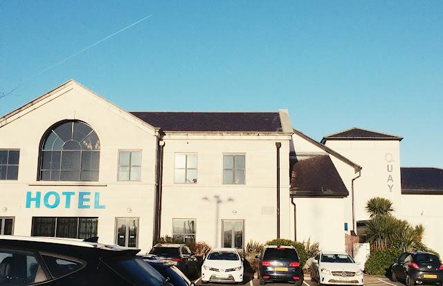 The Quay Hotel & Spa Conwy