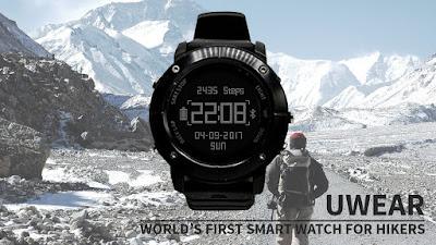 UWear UW80 watch