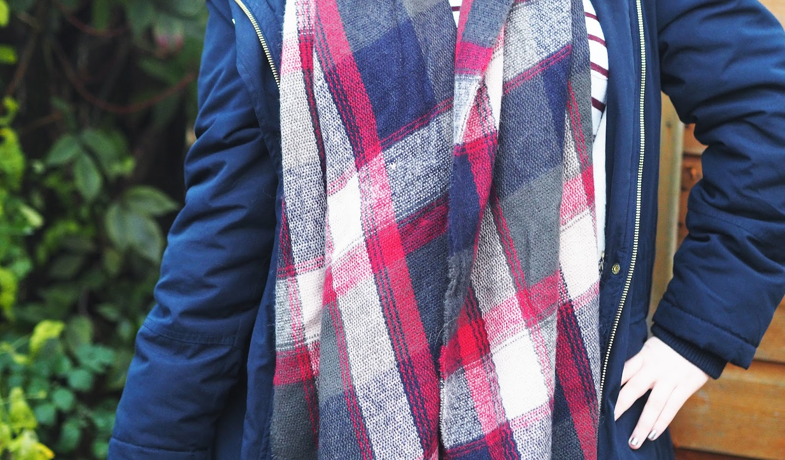 Oasis Francine Parka Coat, Debenhams