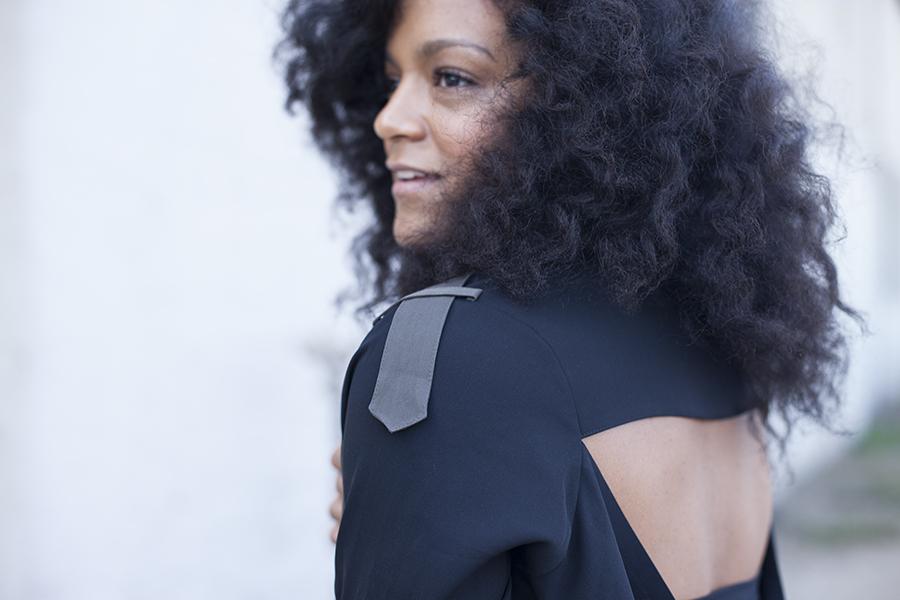 Sophisticated Natural Black Hair