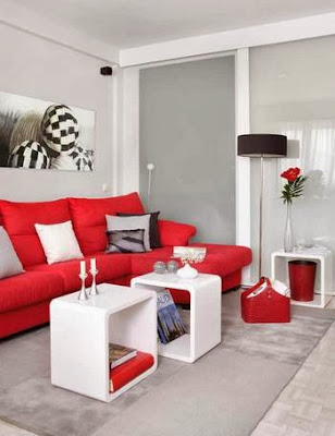 living color rojo