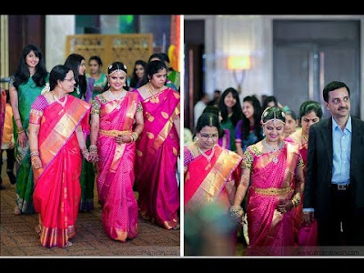 Gollapudi-Maruthi-Rao-Grand-Daughters-Wedding