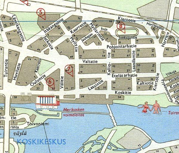 Oulun 1 Oulun Ennen 2