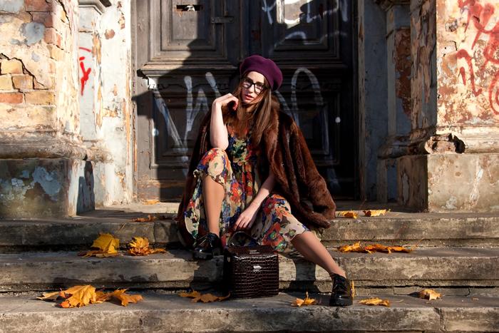 A la Margot Tenenbaum | RFW Look 4