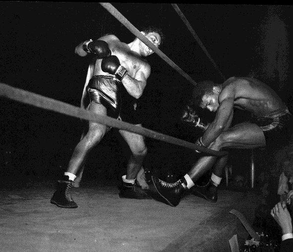 Woody Haut's Blog: Boxing And Film Noir