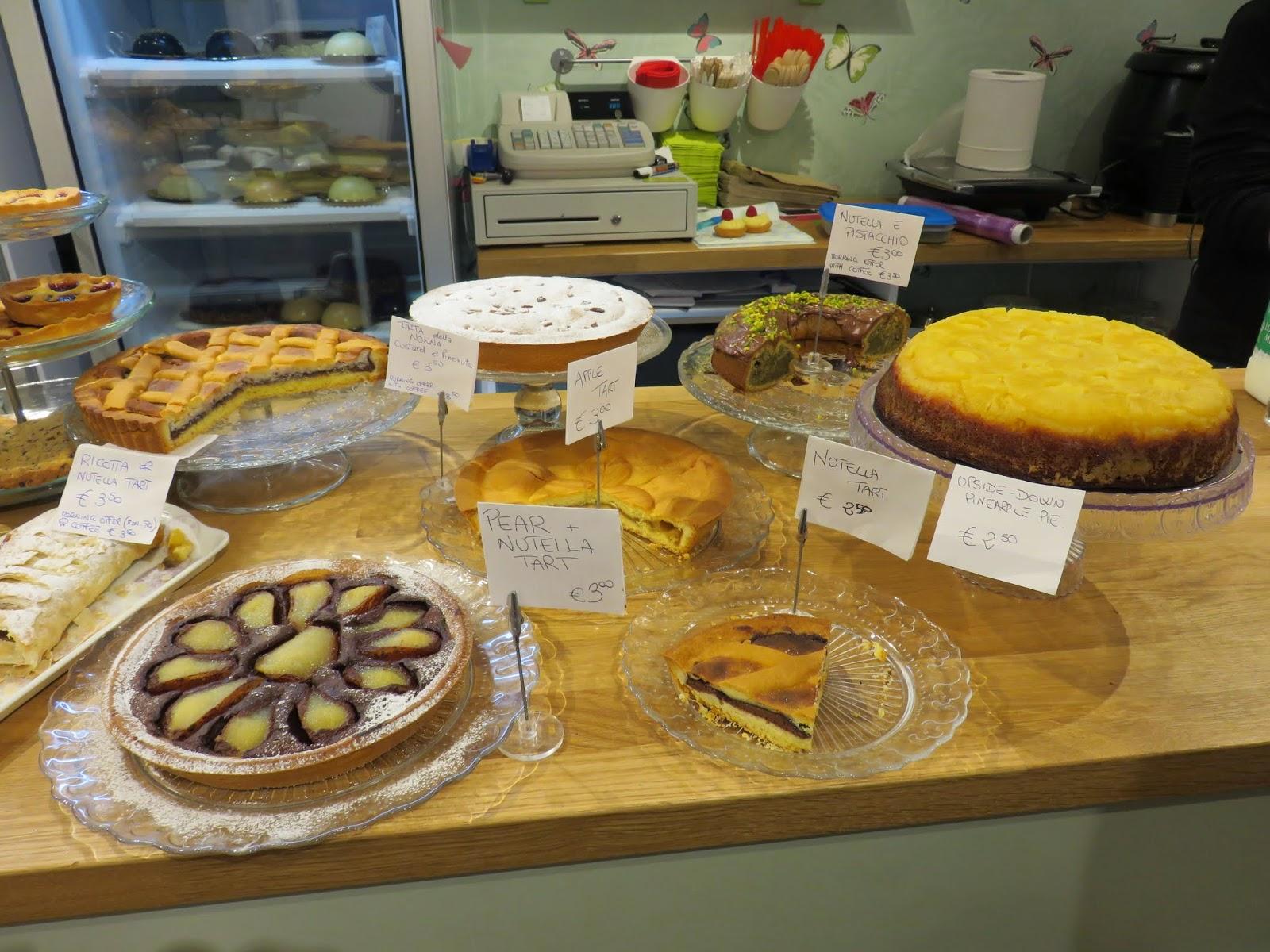 Cake Shops Dublin City Centre