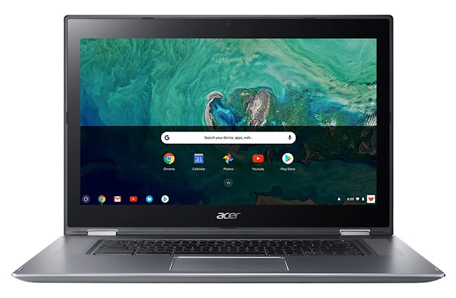 @Acer Debuts Big-Screen Flexibility with First 15-inch Convertible #Chromebook #NextatAcer