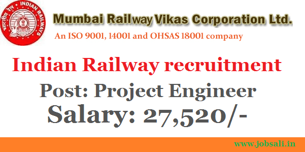 Indian Railway Recruitment, Railway Jobs, Indian railway Vacancy