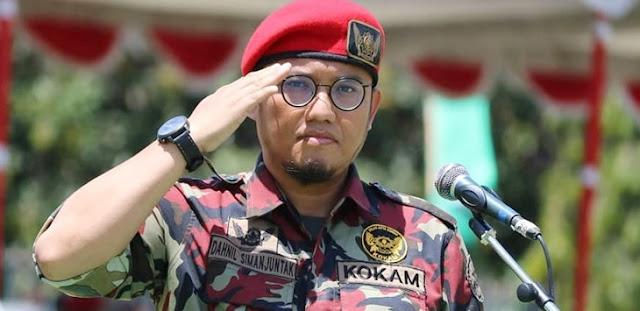 Dahnil Curhat, Bantu Jokowi Malah Dikerjai Polisi