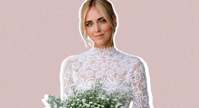 Chiara Ferragni: la mujer que enamoró al Internet con sus tres vestidos de novia