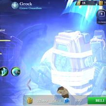 Gear Terkuat Hero Grock Mobile Legend Terbaru