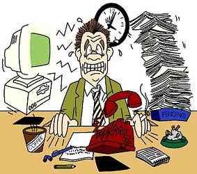 Resultado de imagen de burocracia y papeleo