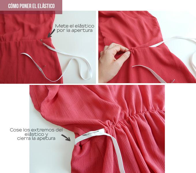como-poner-elástico-cintura-vestido