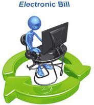 Electronic Bill (e-Bill)