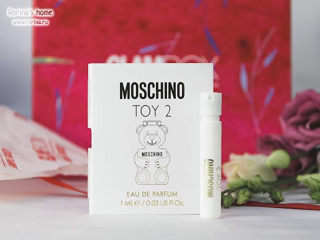 MOSCHINO Парфюмерная вода Toy 2: отзывы