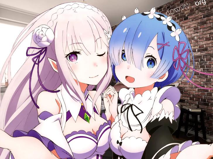 Emilia Rem Alarm | Để Rem và Emilia gọi bạn dậy | Báo Thức Anime - Android APK