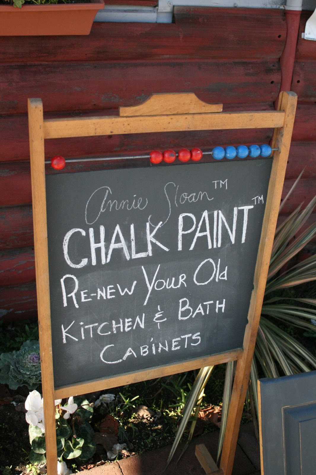 Chalk Paint Your Kitchen Cabinets