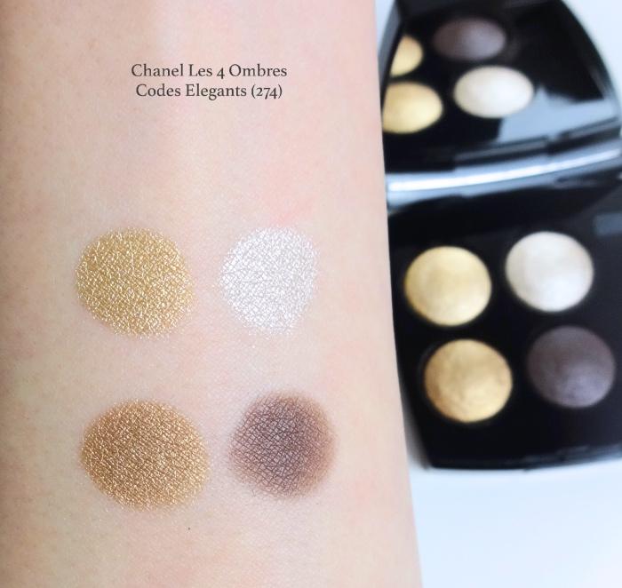 Chanel Codes Elegants swatch