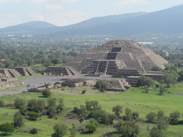 Visitar TEOTIHUACÁN, o lugar onde os homens se tornam deuses | México